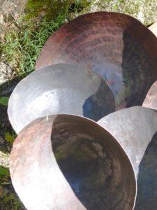 Sur le chemin du cuivreLes martinets de Lezert