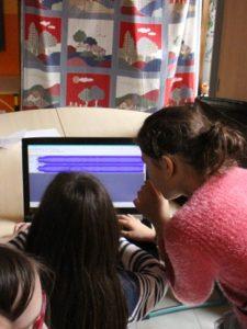 Jouer avec des sonsActivité pour les enfants