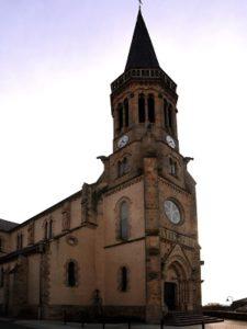 A lireSur l'église